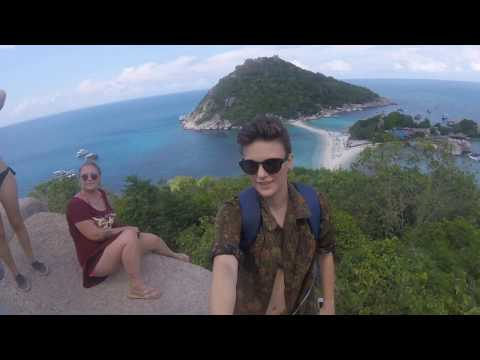 Thailand and Laos || 2016 || GoPro Backpacking