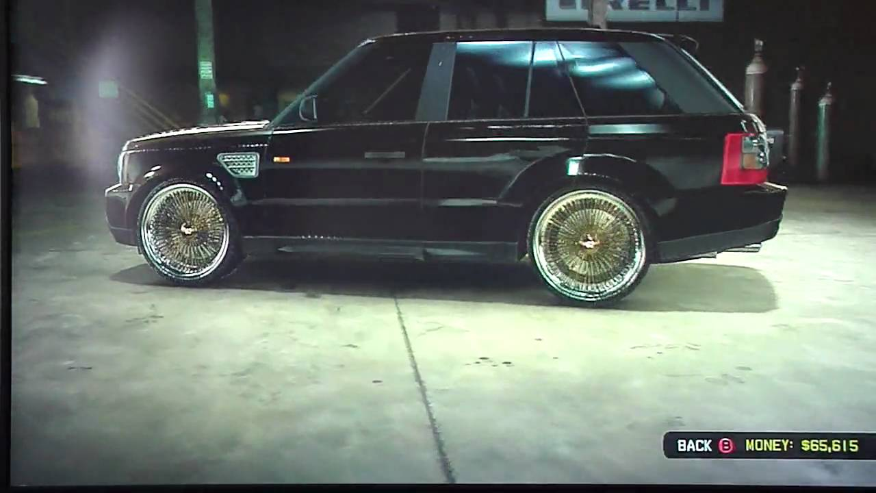 Range Rover Los Angeles >> Midnight Club Los Angeles South Central - Range Rover Sport - YouTube