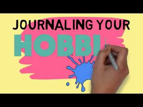 Journaling Your Hobbies & Sports (Journal Prompts)