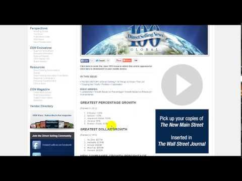 JEUNESSE GLOBAL в тройке компаний рейтинга DNS !