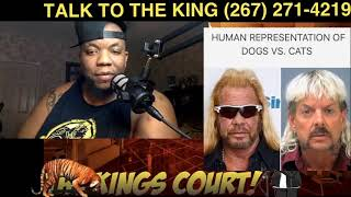 KINGS COURT: TIGER KING: YT FOLK GONE WILD
