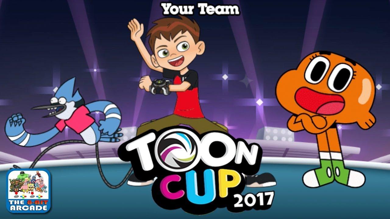 Toon Cup 2017 - Ben 10, Mordecai & Darwin are the Three ...