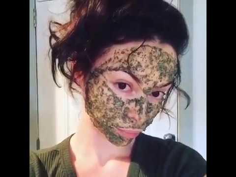 Ginseng Green Tea Mask!