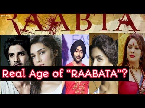 Raabta Cast And Crew Real Age