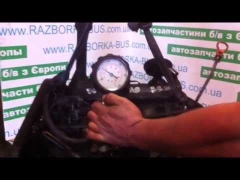 VOLKSWAGEN TRANSPORTER T4 Проверка двигателя  1.9TD ABL