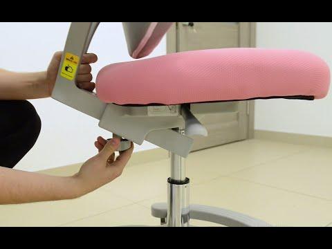 Регулировка детского кресла Ergokids GT Y-401