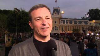 PIRATES OF CARIBBEAN OST World Premiere: Robert Iger (CEO Disney)