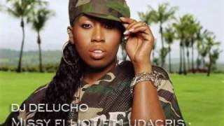 Download Missy Elliot ft. Ludacris - Gossip Folks 1 2 step mashup by DJ DELUCHO MP3 song and Music Video