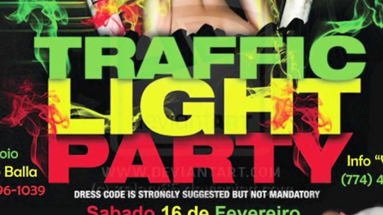 TRAFFIC LIGHT PARTY   TONIQ LOUNGE CLUB   FALL RIVER