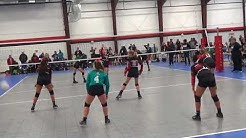 MADFROG 11 BLACK 18  NIKE VS FRISCO FLYERS
