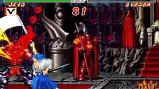 Samurai Shodown 2 - Perfect Game 1 of 2