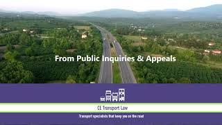 CE Transport Law