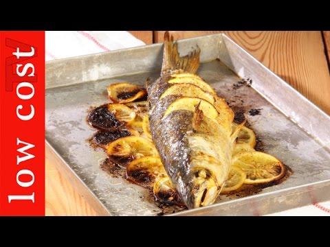 Muggine con limone al forno cucinare il cefalo youtube - Cucinare lo sgombro al forno ...