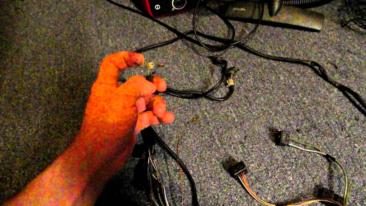 mercedes maf wiring rewire progress sl600 s600 v12 [ 1280 x 720 Pixel ]