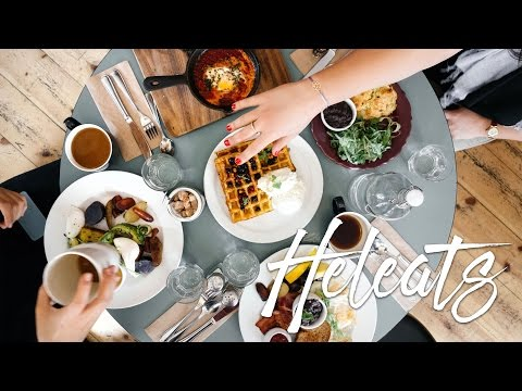 Eating My Way Through Helsinki, Finland! (Teaser)