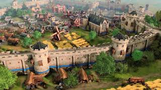 Age of Empires 4 X019 Gameplay Trailer