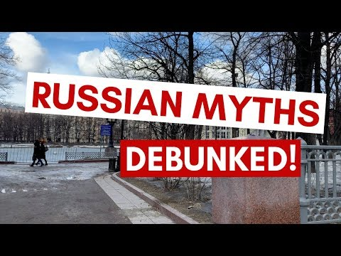 8 Myths about Russia DEBUNKED