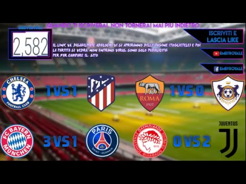 ⚽😱Olympiacos-Juventus IN LIVE⚽