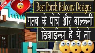 Beautiful Porch Gallery Design Ideas