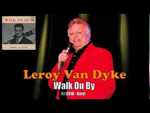 Leroy Van Dyke - Walk On By (Karaoke)