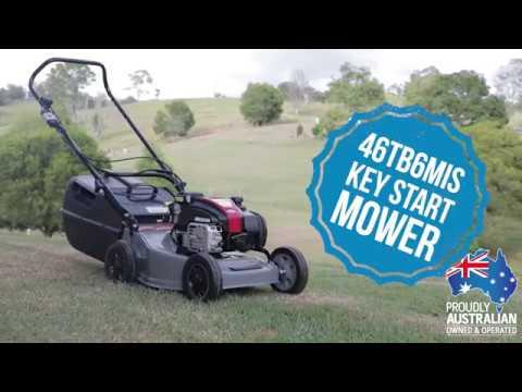 46TB6MIS Key Start Lawn Mower | Bushranger Power Equipment