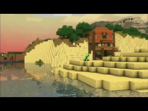 ♫ Minecraft song Parody of Alan walker   Sing to sleep ♫