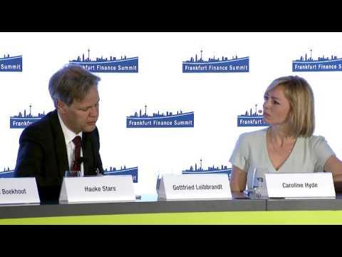 Frankfurt Finance Summit 2016 - Conversation with Gottfried Leibbrandt & Caroline Hyde