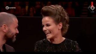 Angela Schijf Wint Zilveren Televizier-ster Actrice   Gouden Televizier-ring Gala 2016