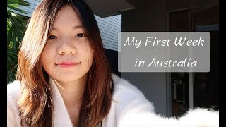 【First Week Vlog】Working Holiday in Australia????????澳洲打工度假第一週生活!Au Pair Life (ENG SUB)