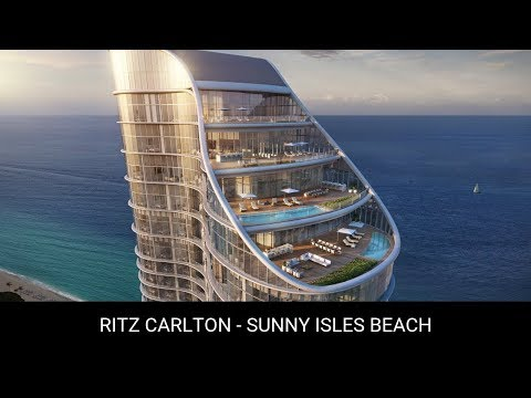 Ritz Carlton - Luxury And Sophistication - Sunny Isles Beach, Miami