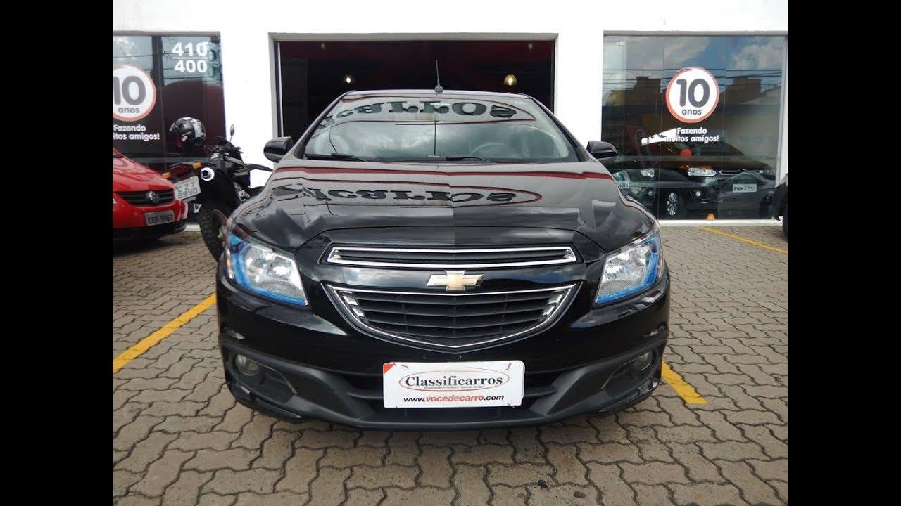Chevrolet Prisma Ltz 1 4 8v  Flex  - 2015