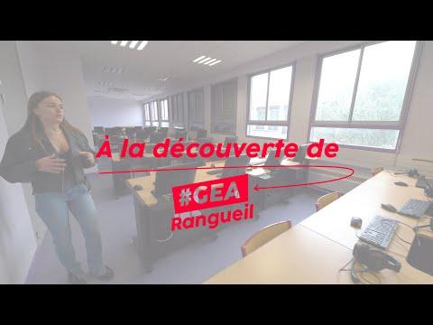 Vidéo immersive GEA - campus de Toulouse Rangueil