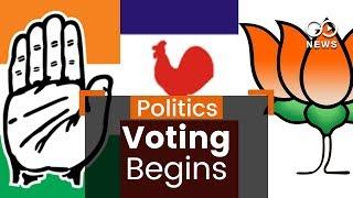 Meghalaya & Nagaland Vote