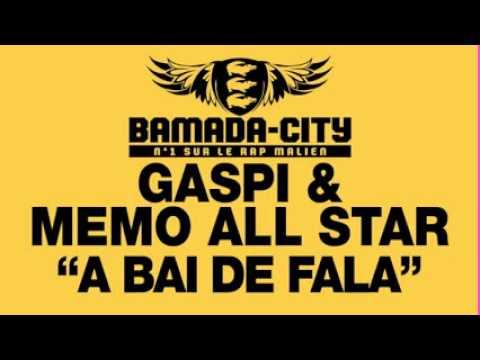 GASPI & MEMO ALL STAR   A BAI DE FALA