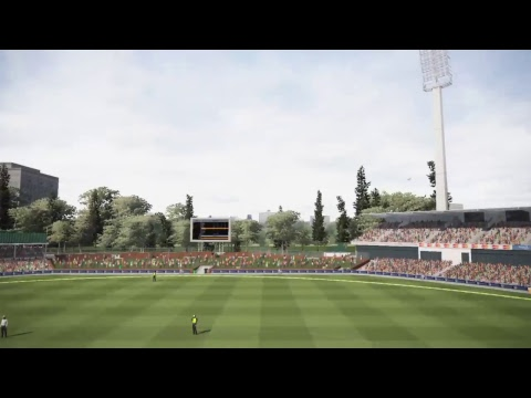 BBL T10 in Ashes cricket PS4 - Game 9 - Perth Scorchers v Sydney Thunder