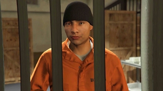 BREAKING OUT OF JAIL! *STEALING BABIES?!* | GTA 5 Role Play Life