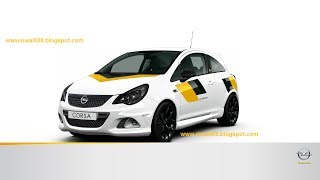 !NEW! Opel Corsa OPC - New Motorsport package (Full HD)