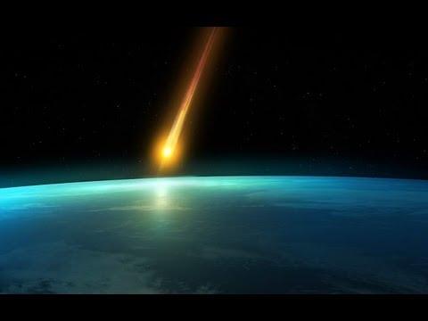 Астероиды и кометы которые упали на землю принимает стероиды