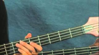 easy bass guitar lesson alison elvis costello