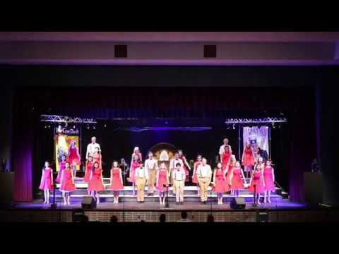 "Evolution Show Choir- Poquoson High School 2019-2020 ""The Road to Victory"""