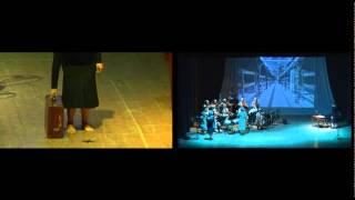 """Orchestra Femminile Mediterraneo """"Ad Auschwitz c"""