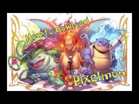 HOW TO INSTALL PIXELMON 7.1   Minecraft Pokemon Mod