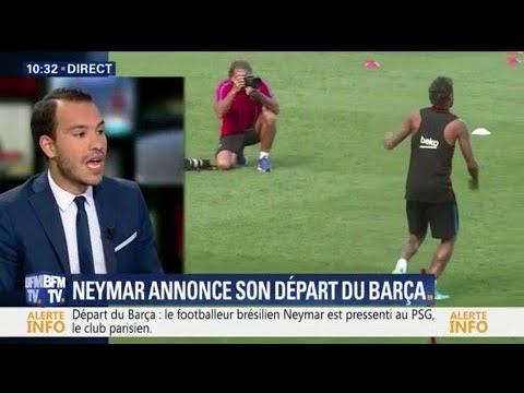Pourquoi l'arrivée de Neymar à Paris va tout changer au PSG