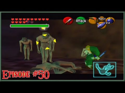The Legend Of Zelda: Ocarina Of Time Master Quest - The Bottom Of The Well - Episode 50