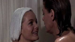 10:30 pm summer - Romy Schneider (Shower Scene)
