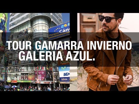GAMARRA TOUR INVIERNO 2018 - STREET PEPPER