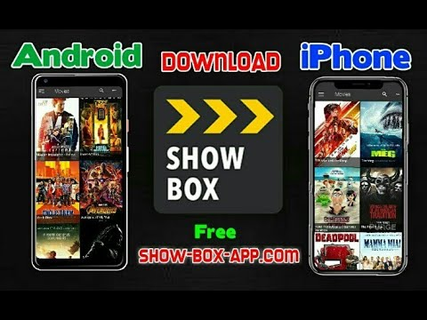 FREE MOVIE APP FOR ANDROID - SHOW BOX!