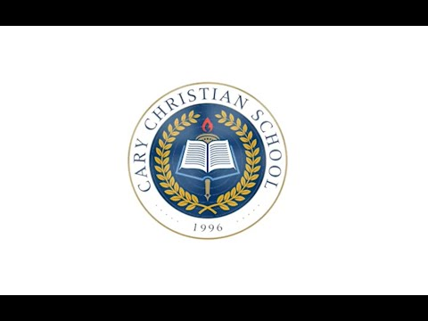 Cary Christian School Senior Assembly 2020