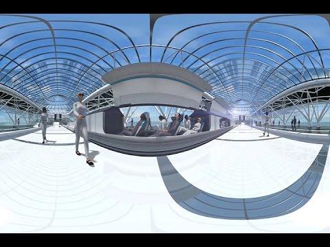 El MIT creará el transporte hipersónico de pasajeros