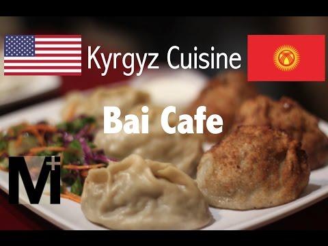 M+FOOD - Bai Cafe - Best Fried Manti in Chicago - Kyrgystani